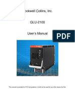 GLU-2100 User's User Manual