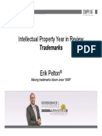 Intellectual Property Year in Review - Trademarks