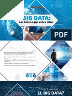 eBook Big Data, Los Básicos Que Debes Saber Soluciones Telcel