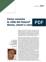 Come saranno le città del futuro? Green smart e connesse - editoriale e-gov 2-2010