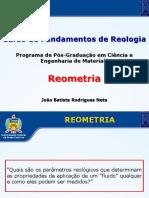 Fundamentos Reologia