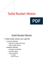Solid Rocket Motor