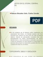 TERREMOTOS EN EL LITORAL CENTRAL DEL PERU.pptx