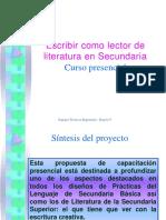 Presentación_Escribir como lector.ppt