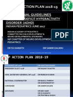 4.Reviewed 2018-ADHD IAP TOT on NDD National Guidelines Module Pptx