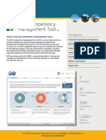 SPE Competency Management Tool