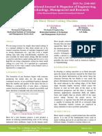 Automated Pneumatic Sheet Metal Cutting Machine (1)