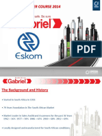 Gabriel Safety Presentation 20 March 2014
