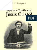 ApenasConfieemJesusCristo C.H.spurgeon