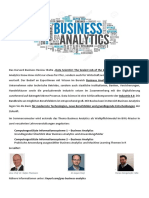 Business Analytics Uni Graz