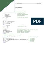Programme Matlab d'Element Finis