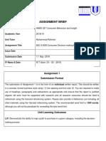 Assignment Brief_HNBS 327 Consumer behaviour and Insight (1).pdf