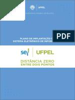 Plano de Implantação SEI UFPel