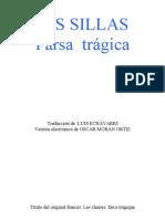 Ionesco Eugene - Las Sillas