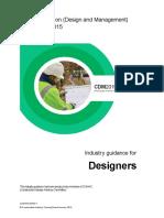 CDM 2015 for designer.pdf