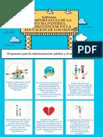 Infografía del estudio 'La importancia de la figura paterna. Consecuencias en la educación de los hijos'