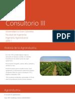 Concepto Agroindustria