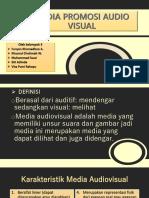 Media Promosi Audio Visual Kelompok 3