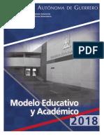 Modelo Educativo y Académico 2018 UAGro.pdf