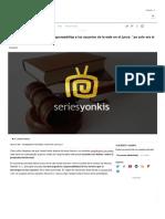 SeriesYonkis_ El Creador Responsabiliza en El Juicio a Los Usuarios de La Web