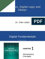 Ch1 of digital logic and design