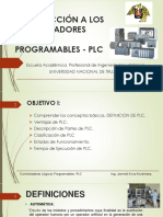 CLASE 1 - INTRODUCCIÓN A LOS CONTROLADORES LÓGICOS PROGRAMABLES..pdf