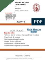 Caso Wolf Motors