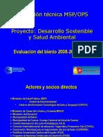 04_Presentacion 4 2 2010 Salud Ambiental y Promocion Salud f
