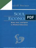 GA 303. Soul Economy - Rudolf Steiner.pdf