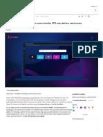 Opera 60 _Reborn 3_ Llega Con Nueva Interfaz, VPN Más Rápida y Cartera Para Criptomonedas