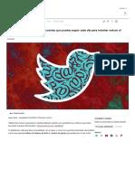 Twitter_ a Partir de Ahora Podrás Seguir a Menos Cuentas Por Día