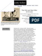 CIA War Criminals