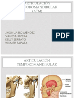 Patologias Del ATM