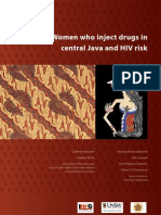 2010 Women Who Inject Drugs in Central Java