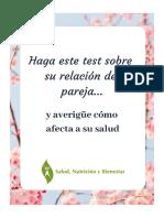 Test Pareja Salud