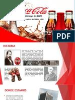 Coca-cola.servicio Al Cliente