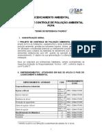 Procedimentos Para Realização Do Anexo 2 Cema 070-09 Iap