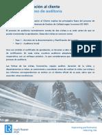 98074 Proceso de Auditora en La Norma Iso 9001 de Sistem