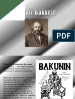 11. Pop Vasile, Mihail Bakunin