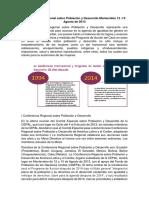 I Conferencia Regional sobre Población y Desarrollo Montevideo 12.docx