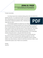 weebly cover letter