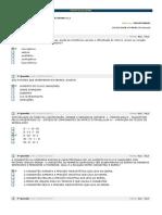 Bdq - Patologia Geral