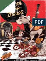 Rock n Roll Sock Hop Mouse