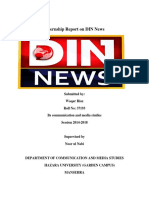 Internship Report on DIN News 2018.docx