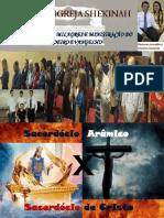 Sacerdocio de Arão X Cristo