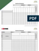 Material para evaluación