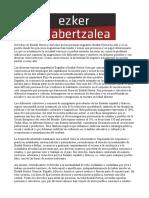 Derechos de Euskal Herria y Emigrantes 20100123