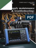 HIOKI Manual Analizador Redes
