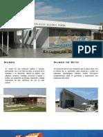 ESTUDIO DE CASOS, MUSEOS DE RENOMBRE