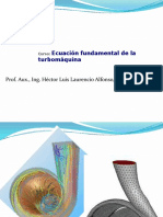 4- Ecuación Fundamental de La Turbomáquina
